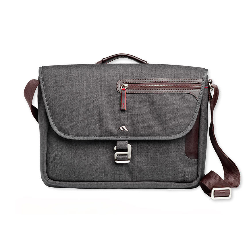 Collins Horizontal Messenger Bag - Main Image